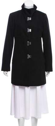 MICHAEL Michael Kors Wool Knee-Length Coat