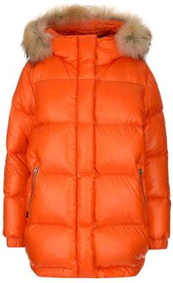 Woolrich Fur Hood Puffer Down Jacket