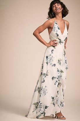 Anthropologie Farrah Wedding Guest Dress