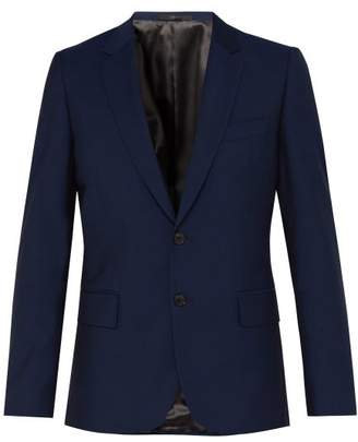 a5b013bd41c18c Paul Smith Soho Wool Blend Suit Jacket - Mens - Navy