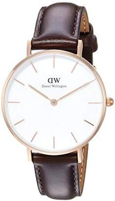 Daniel Wellington Classic Petite Bristol in White 32mm