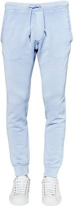 DSQUARED2 Skinny Cotton Jersey Sweatpants