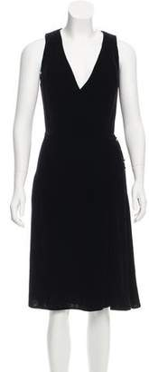 Armani Collezioni Velvet Evening Dress