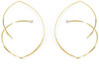 Gabriela Jewelry Contour Curve Earrings