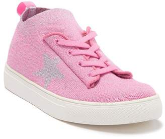 Hoo Kelly Star Knit Sock Sneaker (Little Kid & Big Kid)