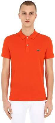 Lacoste Slim Fit Cotton Piqué Polo Shirt