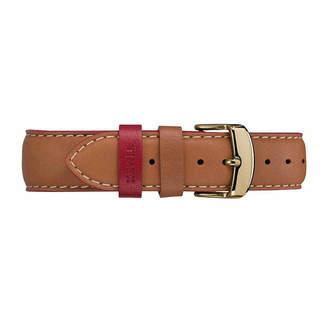 Timex Easy Reader 40th Anniversary Mens Brown Strap Watch-Tw2r40100jt