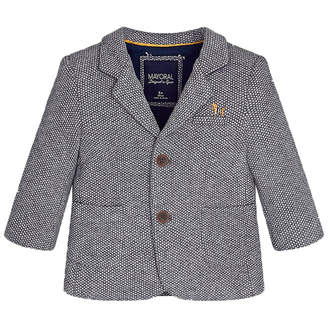 Mayoral Knit Formal Jacket