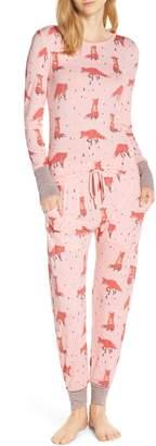 Honeydew Intimates Campfire Cutie Jersey Pajamas