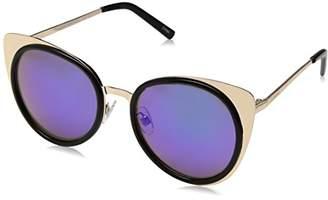 Lucky Brand Lucky Women's Ocengob55 Round Sunglasses