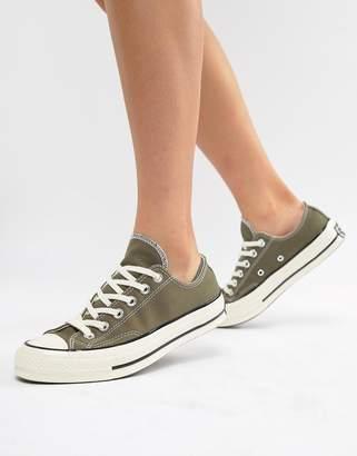 6da4ca3d2b29cb Khaki Converse Shoes - ShopStyle UK