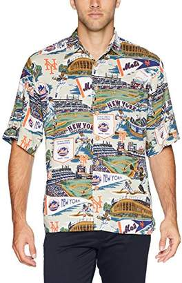 Reyn Spooner Men's New York Mets 2017