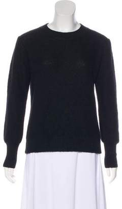 Won Hundred Alpaca Crew Neck Sweater