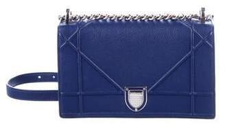 Christian Dior Leather Diorama Bag