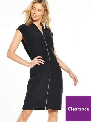 Replay Zip Front Dress