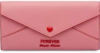 Miu Miu (ミュウミュウ) - Miu Miu Madras Love 財布