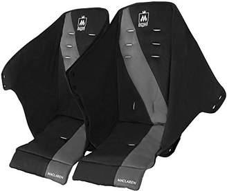 Maclaren Twin Triumph Seat (Black/Charcoal)