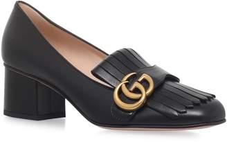 5f4e0792ed2 Gucci Marmont Pumps - ShopStyle