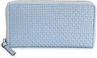 Cole Haan Bethany Weave Leather Wallet - Women's