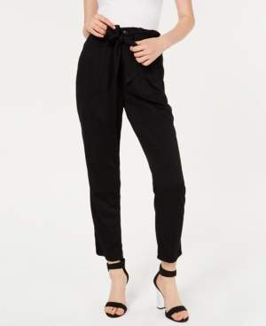 Celebrity Pink Junior's Belted Soft Pants