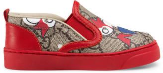 Children's GG ducks sneaker $275 thestylecure.com