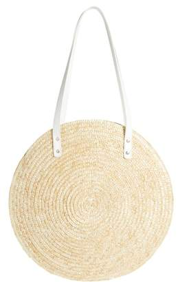 BP Circle Basket Tote Bag