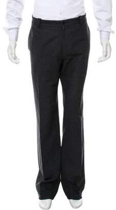John Varvatos Flat Front Dress Pants