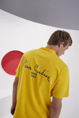 Fila + Pierre Cardin Founder Fashion Tee