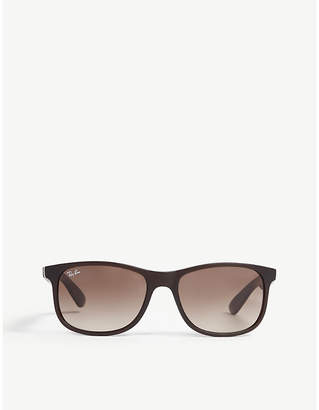 Ray-Ban RB4202 andy rectangle sunglasses