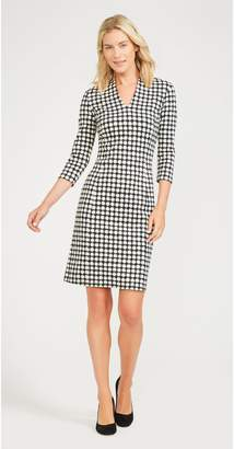 J.Mclaughlin Ivana Dress in Seashrub