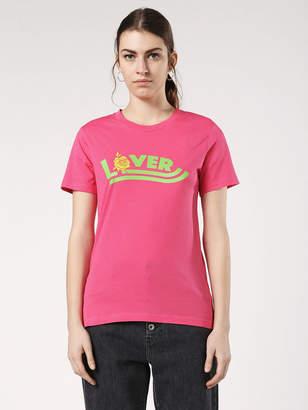 Diesel T-Shirts 0SATD - Pink - L