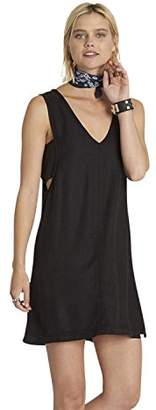 Element Junior's Else Woven Tank Dress