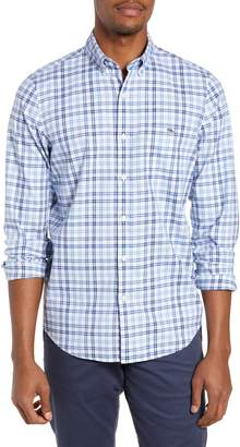 Vineyard Vines Robin's Nest Tucker Slim Fit Check Sport Shirt