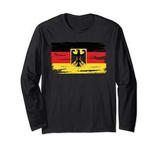 Germany German Flag Longsleeve Pullover