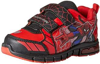 School Issue Marvel Ultimate Spiderman Shoes