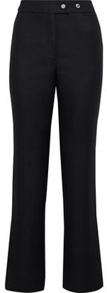 Acne Studios Wool-Twill Straight-Leg Pants