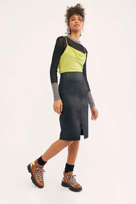 9c17d2c1527 Intimately Stella Mesh Long Sleeve Top