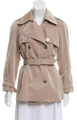 Dolce & Gabbana Short Trench Coat