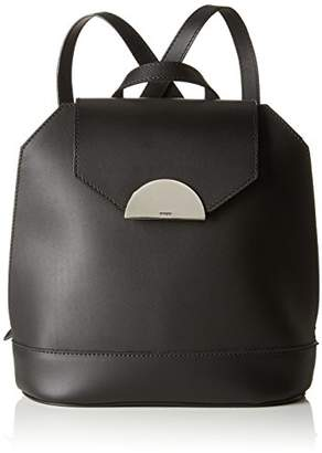 Bree Womens 305010 Rucksack Handbag Black Size: fits All