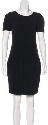 Gucci Pleated Knee-Length Dress