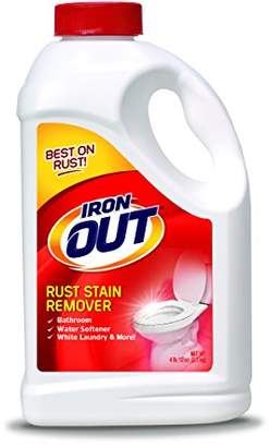 Summit Brands Iron OUT Rust Stain Remover Powder