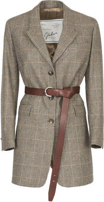 Giuliva Heritage Collection Karen Single Breasted Hunting Blazer