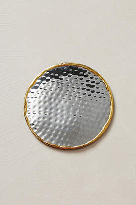Anthropologie Glimmer Ring Coaster