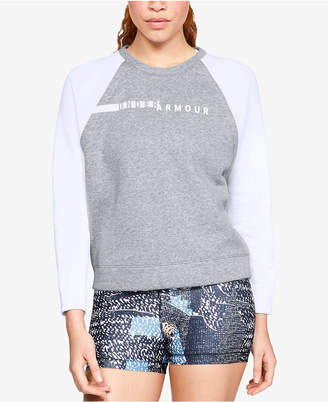 Under Armour Rival Fleece Logo Sweatshirt