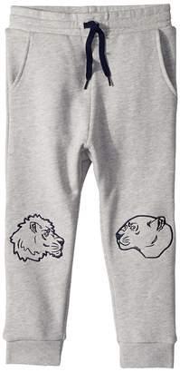 Kenzo Tiger Sweatpants Boy's Fleece