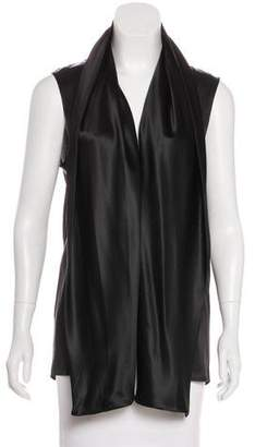 Haider Ackermann Silk Sleeveless Top w/ Tags