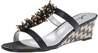 Annie Shoes Women's Ardent Sandal $59.95 thestylecure.com