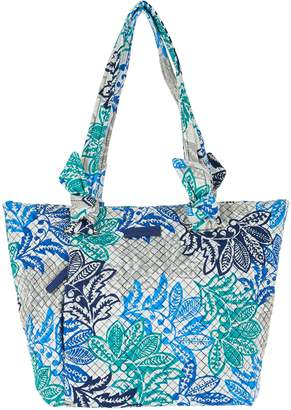 f19501727e Vera Bradley Signature Print Hadley East West Shopper