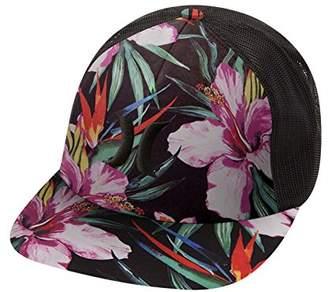 Hurley Women's Apparel Floral Garden hat