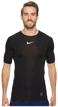 Nike Pro Compression Short Sleeve Training Top Men's Short Sleeve Pullover
